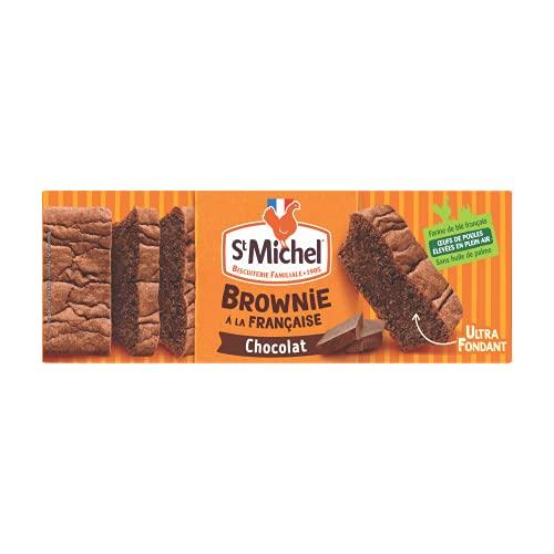 St Michel Brownies Chocolat ultra fondant à partager 240g