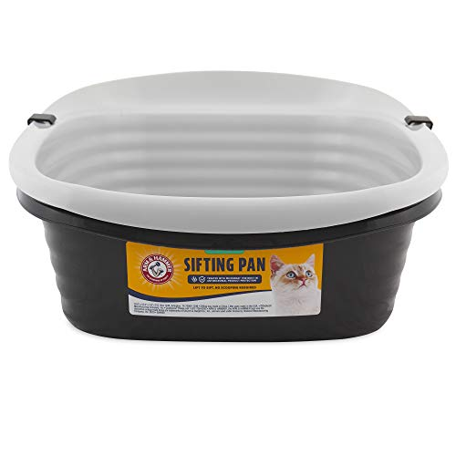 Pet Mate Arm & Hammer Large Sifting Litter Pan