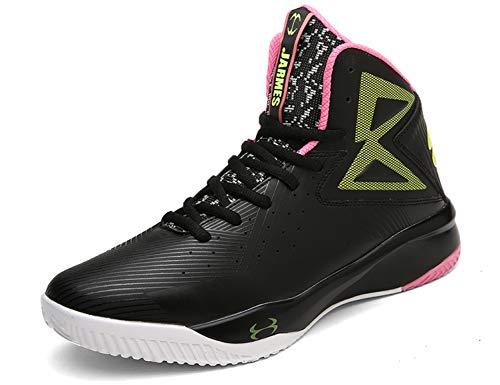 SINOES Moda Lightweight Ayuda Alta Zapatillas Deportivas De Suela Blanda Zapatos De Gimnasia Basket Clásicas Calcetines Zapatos Hombres Aire Libre Y Deporte Baloncesto