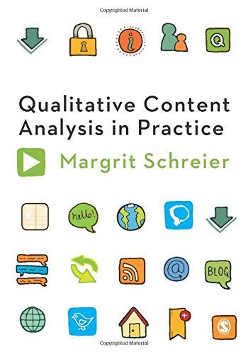 Qualitative Content Analysis in Practice
