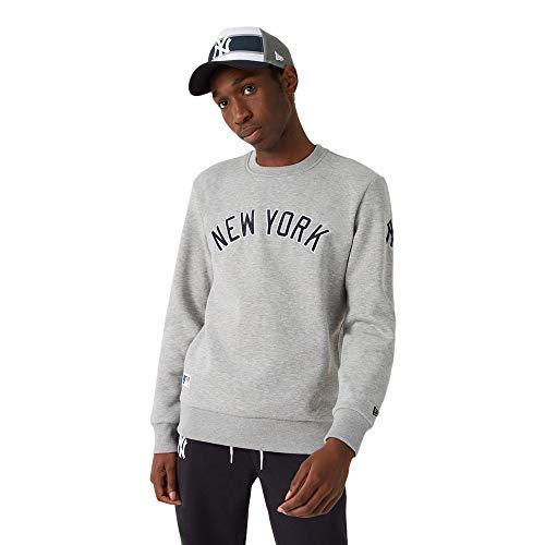 New Era Sweatshirt York Yankees Script Wordmark