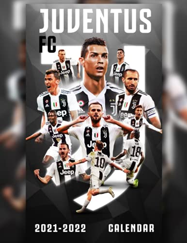 Juventus FC: SPORT Calendar – 2021.2022 – 17 x 11 Big Size High Quality – Resolution Images