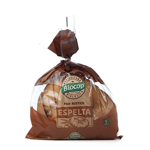 Biocop Pan Rústico Blando Espelta, 350 G