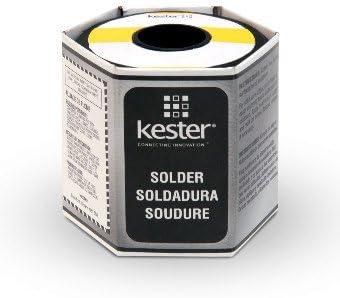 Kester 44 Lead sale Solder Wire - lb 0.031 in Max 50% OFF Diameter Sn 1