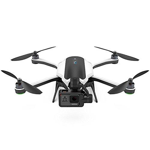GoPro Karma Drohne mit hero6Kamera–Weiß/Schwarz