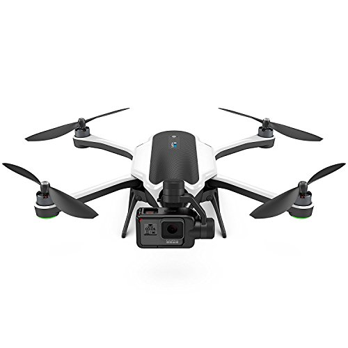 drone avec caméra GoPro Karma