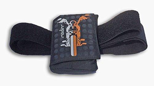 Insulinpumpe Universal Tasche mit Gürtel - Motorrad