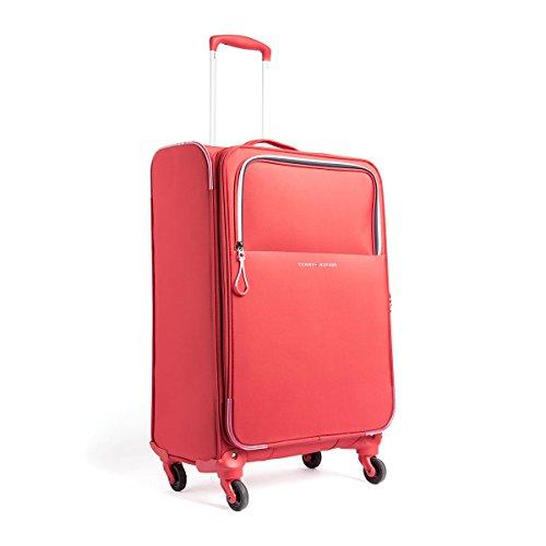 Tommy Hilfiger Trolley para portátiles, Rojo (Rojo) - 5AWW516T0301