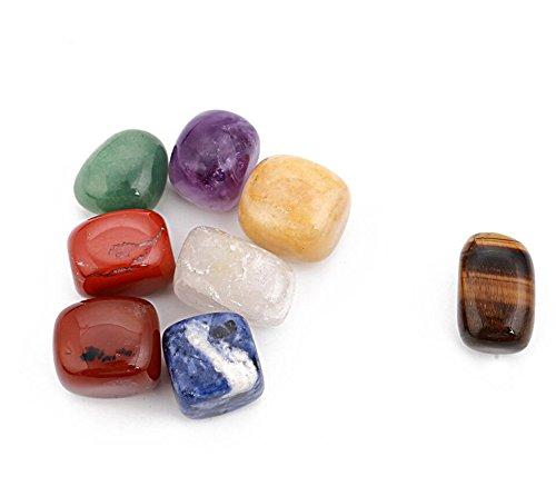 Gemstone Chakra Kit Crystal Healing Balancing Set Of 7
