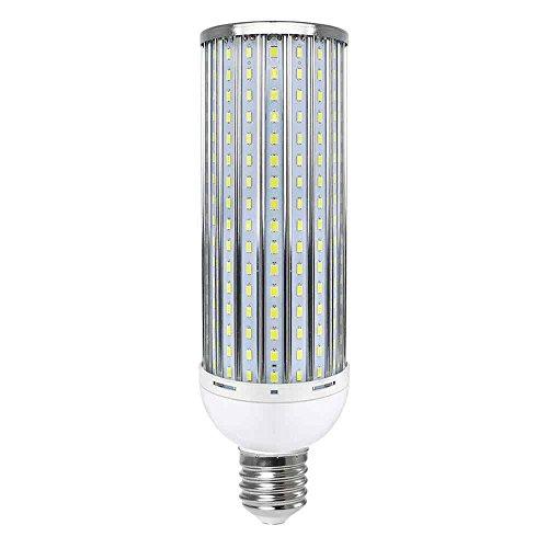 Granvoo E40 80W Anti-Strobe Lampadina mais LED Lega di Alluminio Bianca Calda 320X5730 SMD AC 140-265V