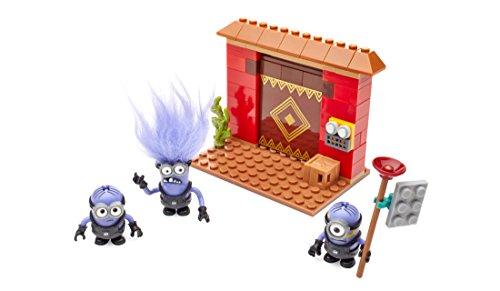Mega Blocks Minions Ataque a la Fortaleza (Mattel DKX77)
