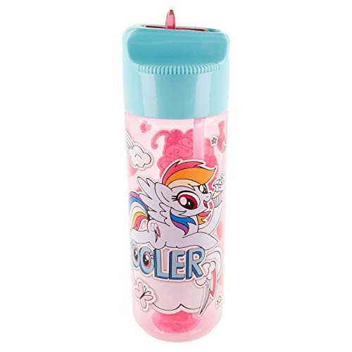 STOR Large Tritan Hydro Bottle My Little Pony Sticker Bouteille Mixte