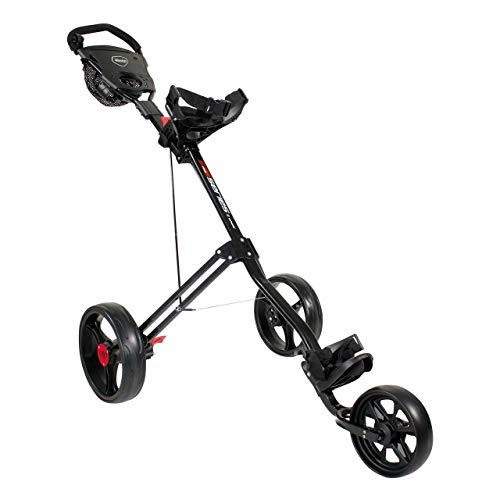 Masters 5 Series 3 Wheel Cart - Bl