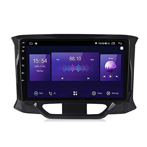 WHL.HH para Lada Radiografía 2015-2019 Androide 10 Auto Estéreo 9 Pulgadas en Pizca Cabeza Unidad Único Auto Radio GPS Navegación Apoyo BT RDS FM DSP SWC 4G,WiFi:1+16G
