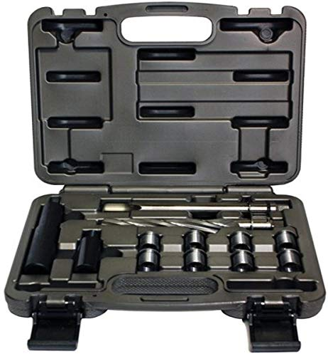 ATD Tools 5410 Spark Plug Thread Repair Kit for Ford Triton , Black
