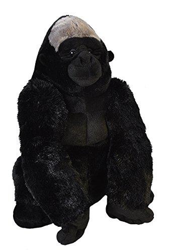 Wild Republic 19318 Jumbo Plüsch Gorilla AFFE, großes Kuscheltier, Plüschtier, Little Biggies, 53 cm