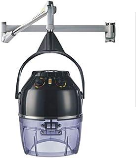 DMMSS Montaje portátil Montaje de Pared 1000W Calentador de secador de Pelo, Terapia de Pelo Vapor de Pelo y Vapor Facial,Muebles de Cabello Procesador de Color Salón