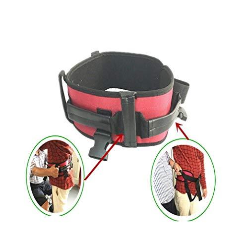 Plataforma de sillas de ruedas de elevación, la marcha de la correa de plástico, correa de rehabilitación for la transferencia de las ocupaciones de edad avanzada pediátricos y pacientes de terapia fí