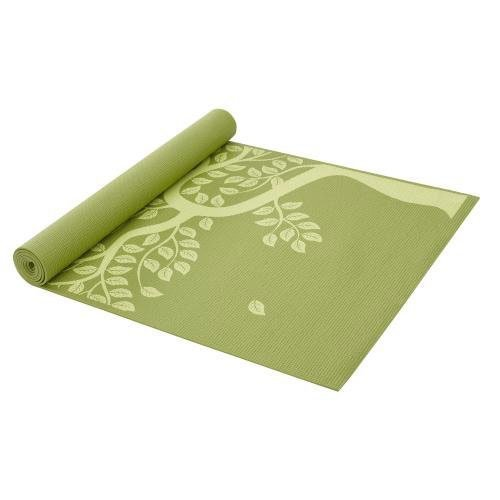 Gaiam Yogamatten Print Yoga Mat, Tree Of Life, 3 mm, 53043