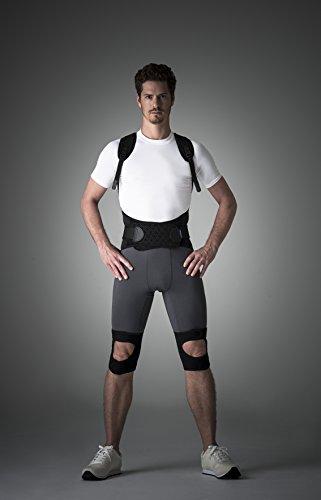 サポートジャケットBb+PRO (S) ワークウェア アシストスーツ 疲労軽減 肉体負荷軽減 腰の負担の軽減 作業...