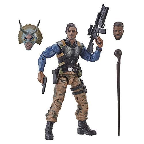 Marvel Blp 6 Inch Legends Killmonger Military