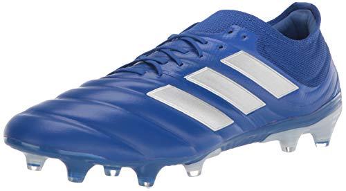 adidas mens COPA 20.1 FG Soccer Shoe, ROYBLU/SILVMT/ROYBLU, 11 US