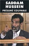 Saddam Hussein, un client