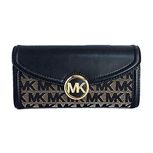 Michael Kors Fulton Large Flap Continental Wallet (2019)