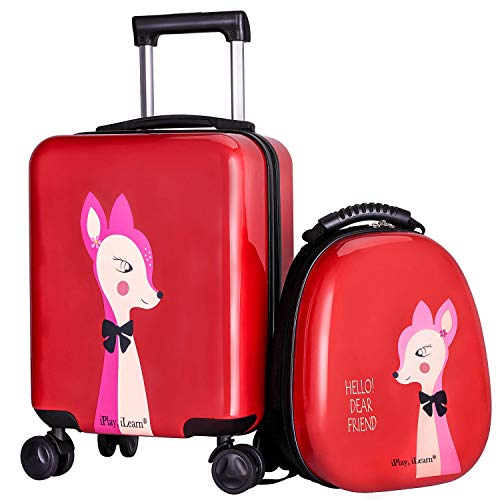 64ebb04cabb1 Kids Luggage Sets to Explore the World