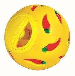 Carrot-Themed Treat Ball