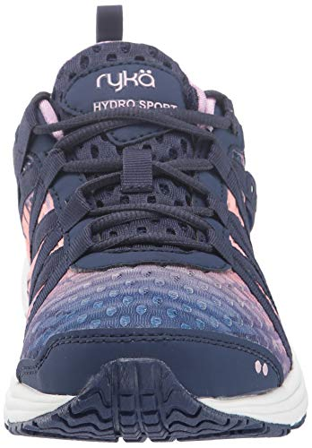 RYKA Women's Hydro Sport Water Shoe Cross Trainer, Medium Blue, 8.5 M US medium blue 8.5 M US