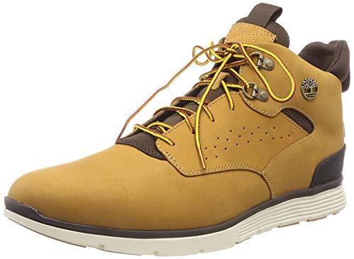 Timberland Herren Killington Hiker Sneaker Halbhoch, Beige (Wheat Nubuck 231), 42 EU