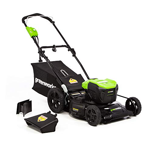 Greenworks 20-Inch 12 Amp Corded Electric Lawn Mower MO12B00