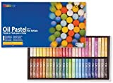 Mungyo Oil Pastels in Assorted Colours - 11 x 70 mm (Pack of 48) (PREMIUM/assorted colours)