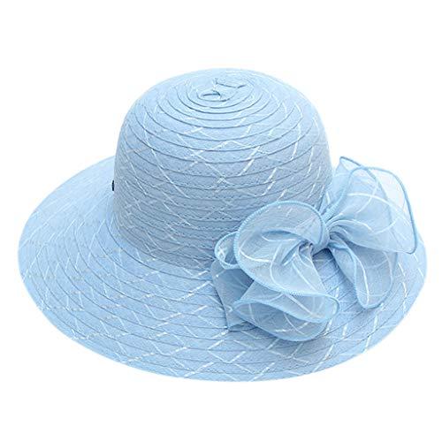 LEEDY Damen Königliche Ascot Derby Cloche Hüte der Frauen Britische Kirchen-Kleid-Tee-Party Eimer Hut Hochzeit Vintage Party