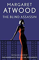 book cover for The Blind Assassin by Margaret Atwood; books set in Canada