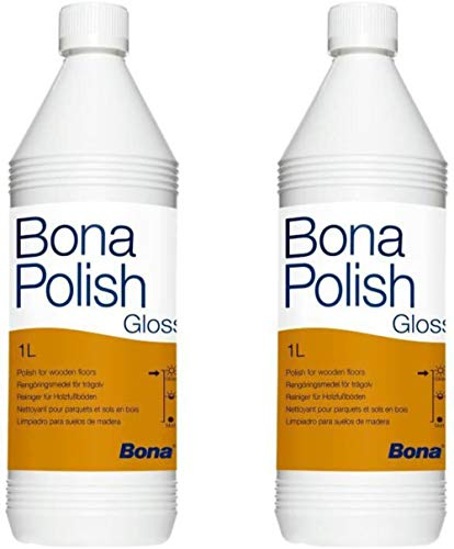 Bona 2x Polish Gloss 1 Liter