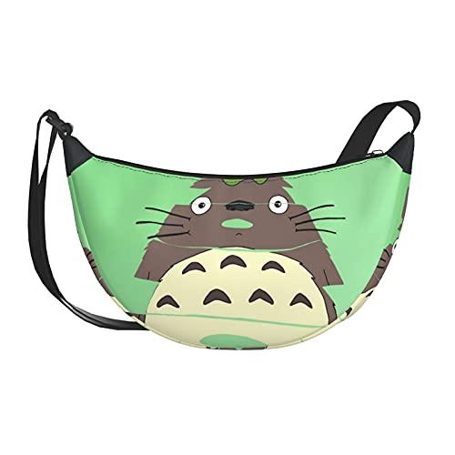 Anime My Totoro - Bolso de mensajero para viajes, compras, uso diario