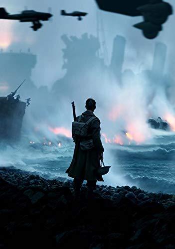 Dunkirk Film Foto Poster Film 2017 Christopher Nolan Tom Hardy Glänzend 01 (A5-A4-A3) - A3