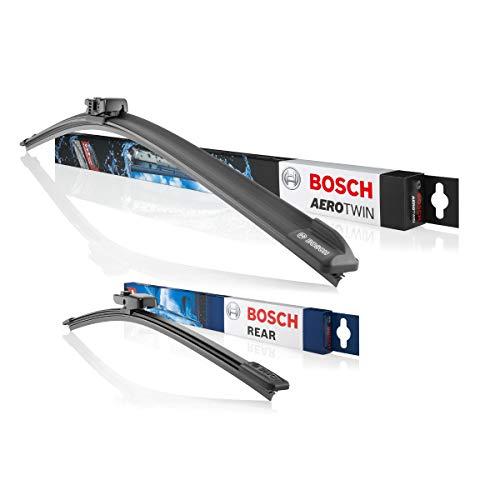 Bosch Scheibenwischer Front.- und Heckwischer - Aerotwin A979S Längen: 600/475mm (3397118979) & A282H Länge: 280mm (3397008634)
