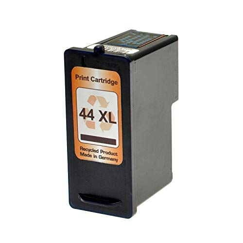 Tintenpatrone für Nr. 44XL (High Cacapity) - Schwarz, 21ml Inhalt, kompatibel zu 018Y0144E