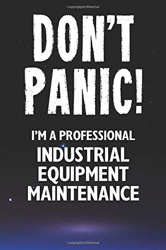 Don't Panic! I'm...