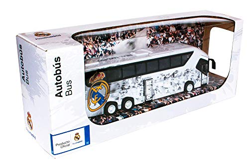 Real Madrid Bus L CF (11015), Multicolor