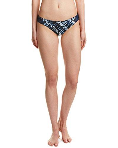 Dolce Vita Women's High Tide Macrame Bikini Bottom, Dusk, XS