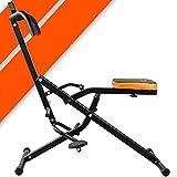 Bonplus BP   Ab Booster   Banco de Musculación   Máquina de Musculación   Con Panel de Control   Intensidad Personalizable   Entrenamiento Fitness Completo