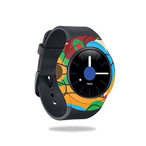 Fantastic Prices! MightySkins Skin Compatible with Samsung Gear S2 3G Smart Watch Cover wrap Sticker...