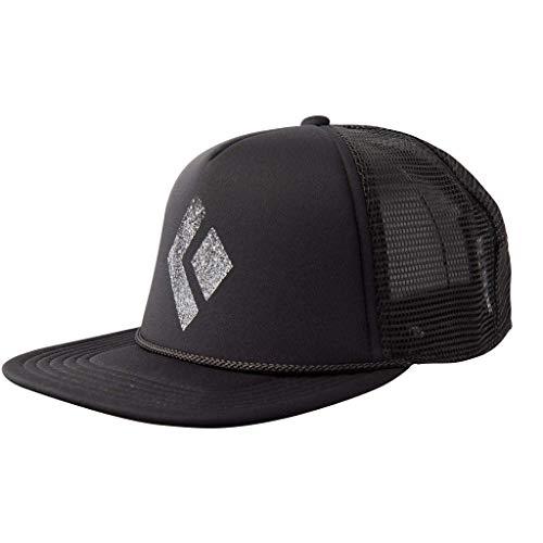 Black Diamond Unisex-Adult Bomber Hat, Black-White, EinheitsgrößeONE SZE