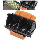 Cabezal de impresión QY6‑0082 para Canon iP7220/iP7250/MG5420/MG5440/5450/5460, Accesorio de Impresora, reemplazo de Cabezal de impresión para Canon. (Negro)