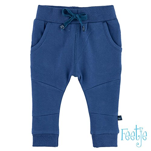 Feetje Pantalon de jogging pantalon bébé pantalon enfant, bleu