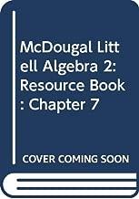 Best mcdougal littell algebra 2 resource book chapter 7 Reviews